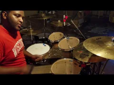 Tasha Cobbs Put A Praise On It Drum Cover