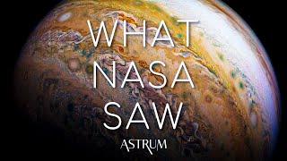 What has NASA's Juno discovered around Jupiter so far? (3 year update)