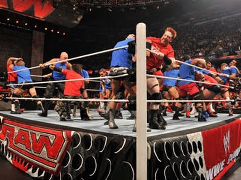 Raw: SmackDown vs. Raw Battle Royal