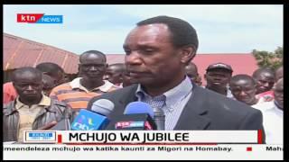 Mbiu ya KTN taarifa kamili Sehemu ya Pili: Mchujo wa Jubilee  - 24/04/2017