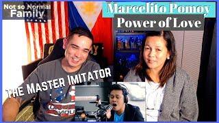 MARCELITO POMOY Power of Love on Wish 107.5 Filipino Reaction