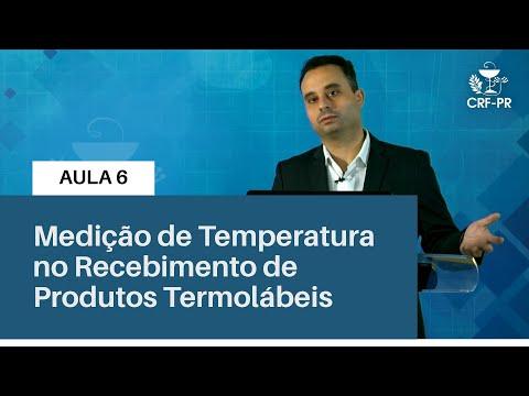 Medição de Temperatura - Aula 6