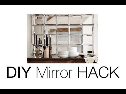 Φτιάξε μόνη σου τον πιο μοντέρνο καθρέπτη! thumbnail