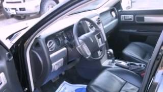 preview picture of video '2007 LINCOLN MKZ Certified Newport VT'