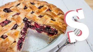 Sweet Cherry Pie Recipe – SORTED