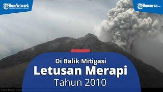 Krisna Sumargo Penulis Buku tentang Gunung Merapi Ceritakan di Balik Mitigasi Letusan Merapi 2010