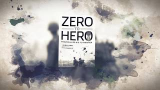 Zero To Hero Book - Medal Of Honor Recipient Allen J. Lynch