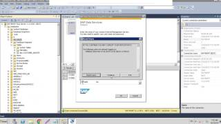 Gambar cover SAP HANA Training - Extracting data from MSSQL server by Using BODS to HANA System