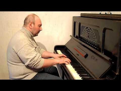 Песня о разлуке (из к/ф Гардемарины, вперед!) - играет Дионис Харлампиди