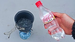 What Happens When You Boil Clear Coke?