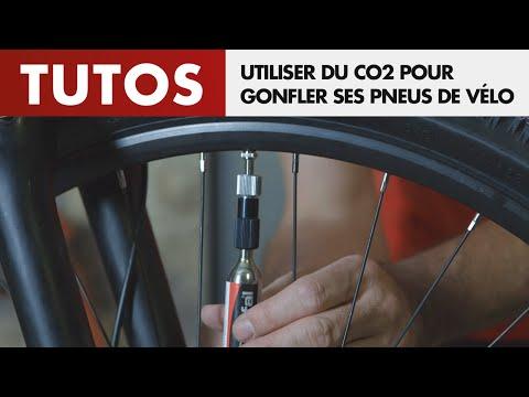 Zéfal - Pourquoi et comment utiliser du CO2 pour gonfler ses pneus de vélo ?