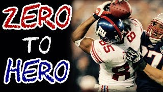 From ZERO To SUPER BOWL HERO! The Incredible Story of David Tyree