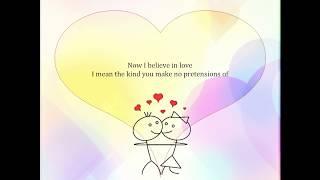 I BELIEVE IN LOVE: full music video release release