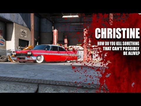 Grand Theft Auto V - Christine (1983)