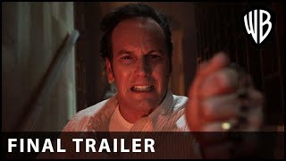 THE CONJURING: THE DEVIL MADE ME DO IT – Final Trailer – Warner Bros. UK & Ireland