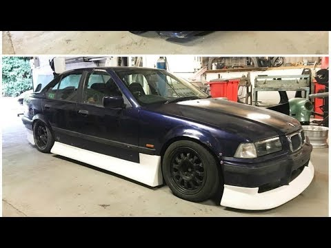 JAPANSTYLE E36 - Cinematic (BACON Body Kit) JBcrew