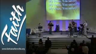 1-25-15 Faith at Sellersville Praise Time