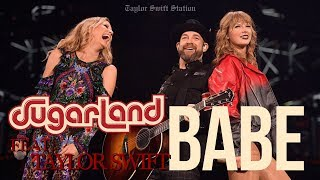 Sugarland   Babe Ft. Taylor Swift (Live At Reputation Stadium Tour Dallas)