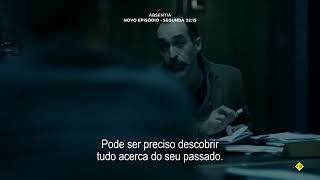 """Absentia Promo 1x05 """"Dig"""""""