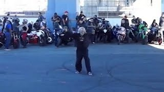 Harlem Shake - Los Angeles Bikers