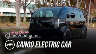 Inside Look At New Car Company Canoo - Jay Leno's Garage