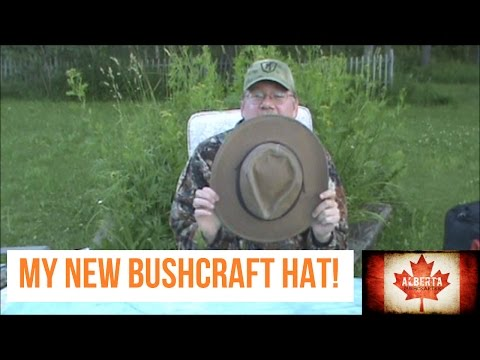 Gear Review: My New Bushcraft Hat!