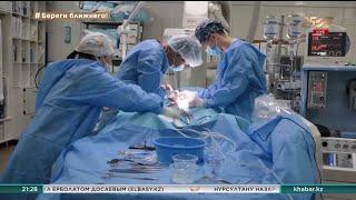Уникальную операцию по замене неработающего сердечного клапана провели в Семее