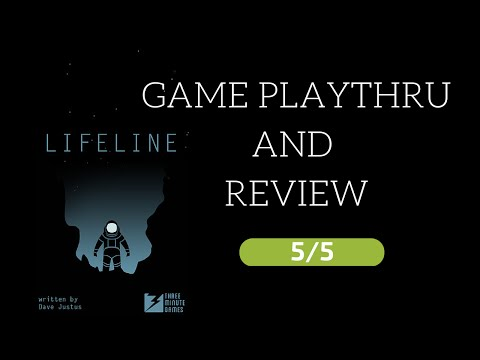 Lifeline – iOS Game Review – 5/5 buy it