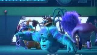 Monsters Inc Outtakes