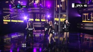 [HD] 120308 SPICA - Russian Roulette@MCD