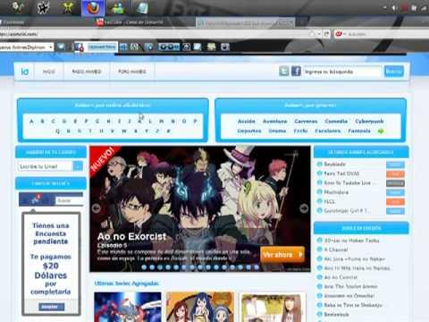 Anime online para todos