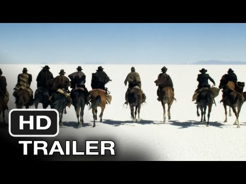 Trailer film Blackthorn