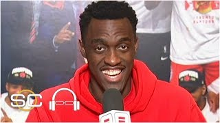 Pascal Siakam is excited to be an All Star but wishes he could share it with his dad   SC with SVP
