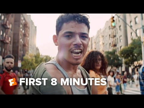 Musique de la pub Movieclips Trailers In the Heights First Eight Minutes (2021) Mai 2021