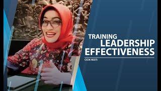 Ini Baru Beda Banget – Training Leadership Effectiveness