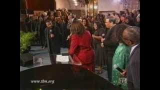 The Blood Will Never Lose It's Power - Andrae Crouch - The New CMC Choir w/ friends