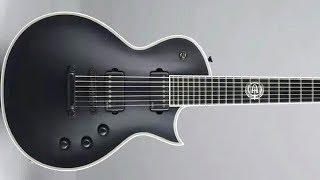Hard Bluesy Rock | Guitar Backing Track Jam in Dm