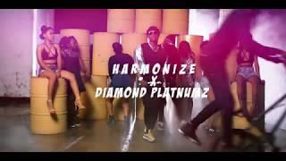 Harmonize Ft Diamond Platnumz   Kwangwaru (Behind The Scene Part 1)