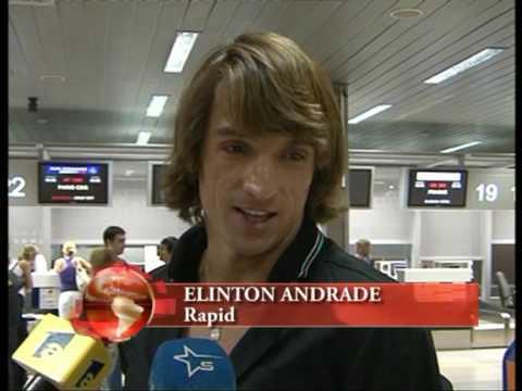 Portarul Andrade a fost transferat