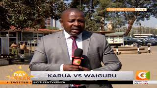 Supreme court expected to deliver judgement on Kirinyaga election petition