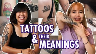 8 Millennials Share The Meaning Behind Their Tattoos   ZULA Perspectives   EP 11