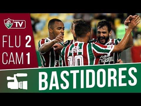 881bdf8465 GOLS FluTV - Bastidores - Fluminense 2 x 1 Atlético-MG - Campeonato  Brasileiro Data  22 08 2017. Por  Fluminense Football Club