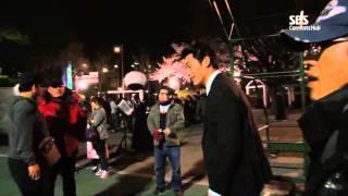 [120426] Rooftop Prince - Episode 10 Bts video