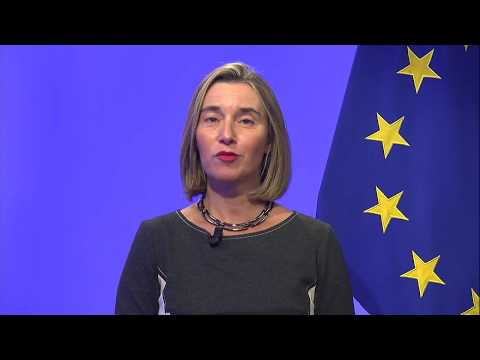 For the EU, the Kimberley process is part of our work for sustainable development - Mogherini