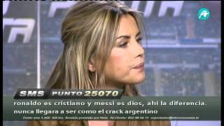 """Eva Turégano   """"Cristiano Está Dolido Con Mou"""""""