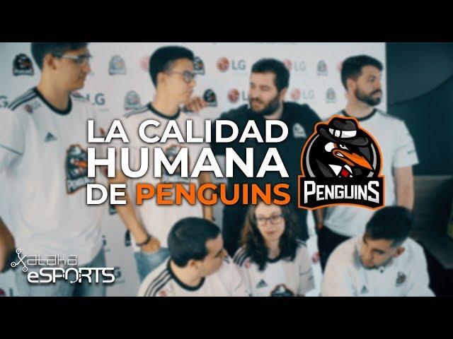 Penguins, casi tres años en los eSports profesionales con la humildad por bandera