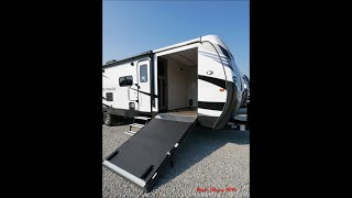 2020 Keystone Outback 324CG - There is a GARAGE in this premium built Travel Trailer! Game Changer!