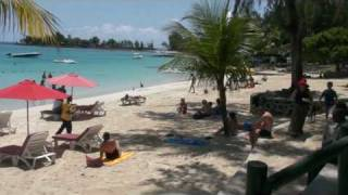 preview picture of video 'Pereybere Beach Mauritius'