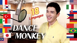 Dance Monkey (Tones And I) Multi-Language Cover in 18 Different Languages - Travys Kim
