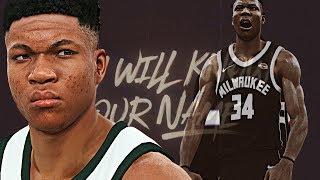 NBA 2K19: Giannis Antetokounmpo Trailer
